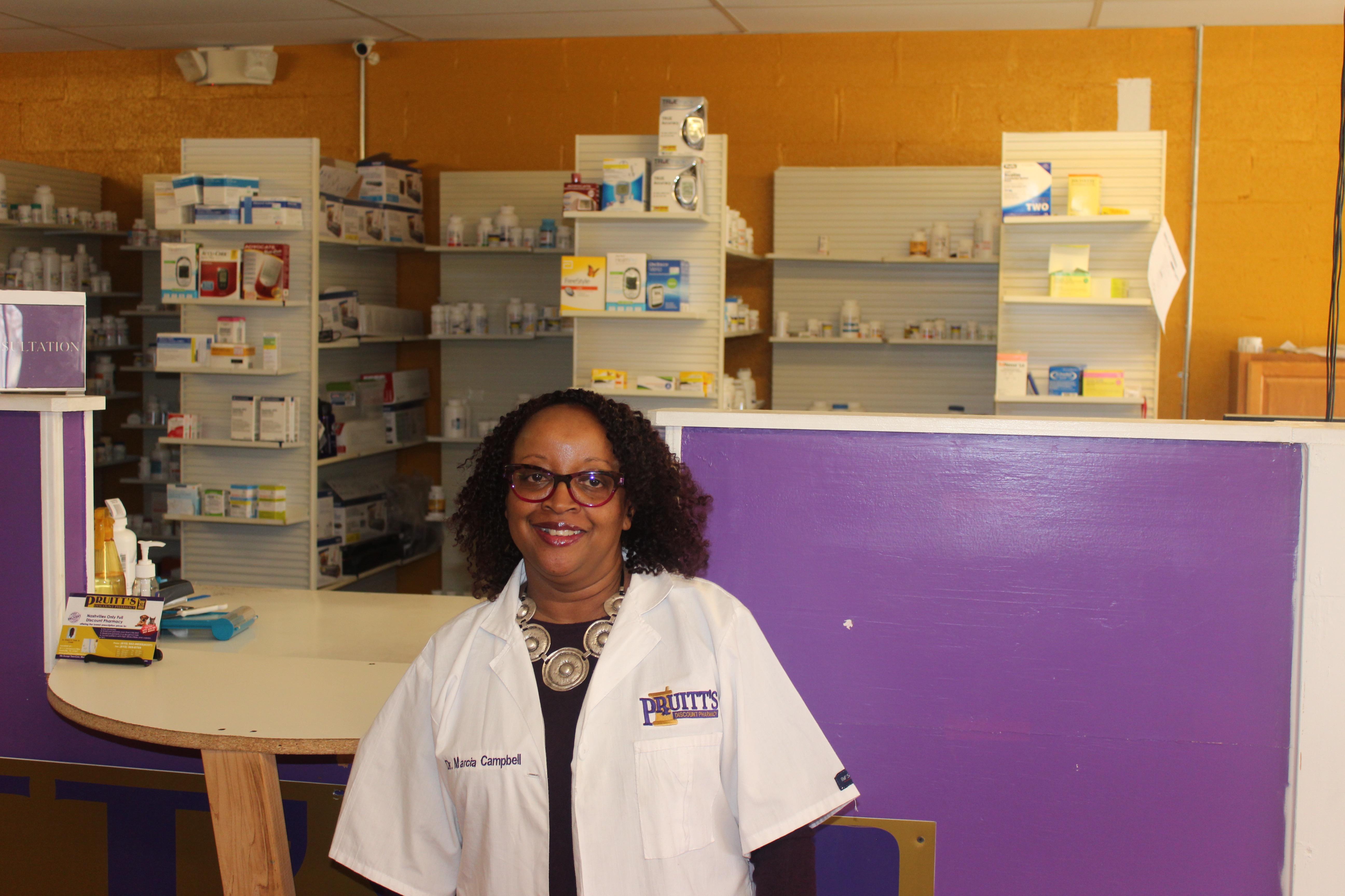 Dr. Marcia Wiggan-Campbell